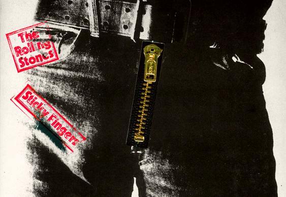 Stick Fingers - álbum do zíper