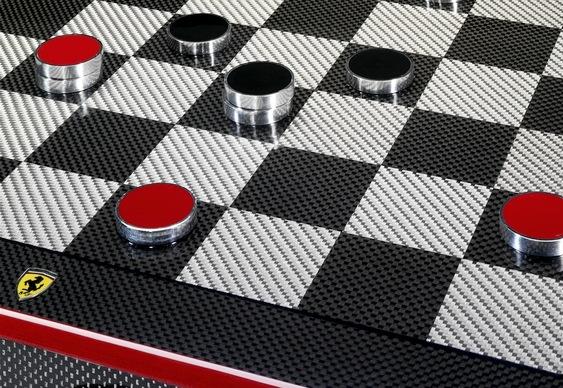 Jogo de Xadrez Ferrari
