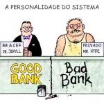 Bancos privados acuados por juros baixos da Caixa e BB
