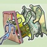 O tsunami monetário gerado no epicentro da crise capitalista