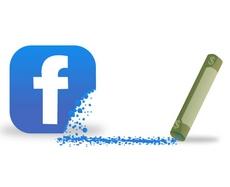Facebook - cocaína