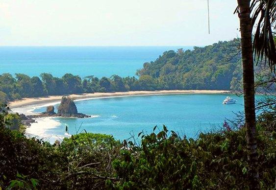 Turismo na Costa Rica - Pacífico