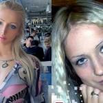 Valeria Lukyanova: antes e depois de virar a boneca Barbie viva