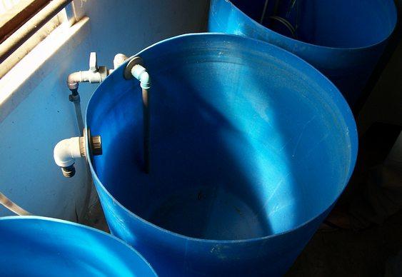 Bombonas para lavação galvânica