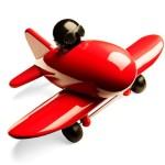 Brinquedo executivo: um toque retrô na decoração do escritório