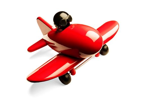 Avião Decoração Escritório