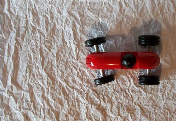 Carro brinquedo executivo