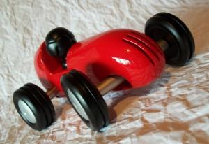 Brinquedo Ferrari Vermelha