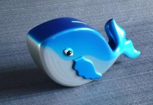 Whale Piggy Bank