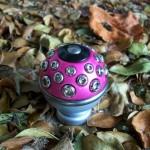 Tuning Rosa: harmonização de manopla de câmbio e pedaleiras