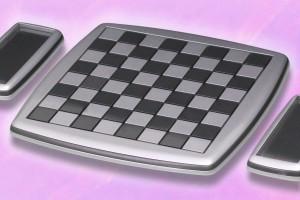 Tabuleiro inovador para xadrez