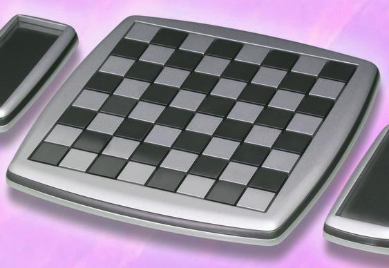 Tabuleiro - xadrez e damas