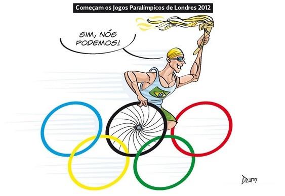 Paralimpíadas Londres 2012