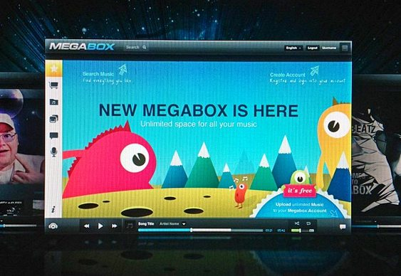 Megabox - Megaupload