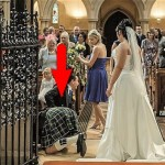 Aliança cai no altar e transforma casamento em caça ao tesouro