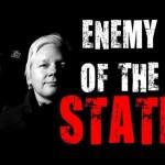 Inimigo de Estado: é como governo dos EUA classifica Julian Assange