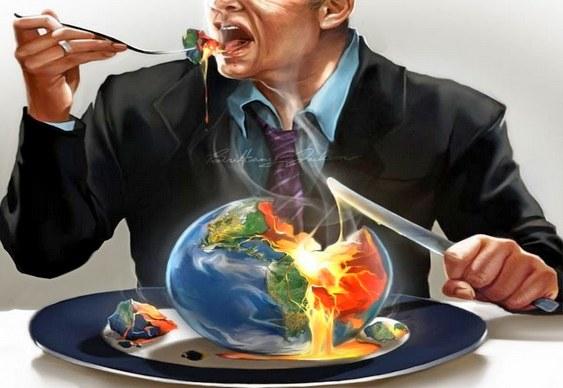 Preços altos provocam fome no mundo