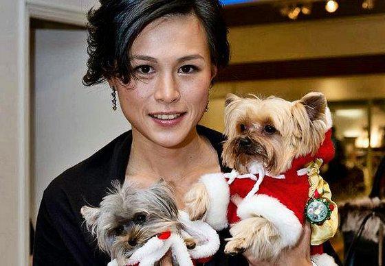 Gigi Chao - lésbica filha de bilionário chinês