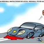 Fujão: herdeiro da Red Bull ganha asas e se escafede de acidente