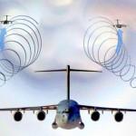Aviões militares vão voar em formação para economizar energia