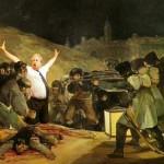 Repressão espanhola espanca 'garçom herói' e 'escudo humano'