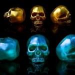 Cientistas mudam cor do ouro amarelo para tons de azul e vermelho