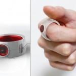 CAMER:ing – uma discreta câmera fotográfica para usar como anel