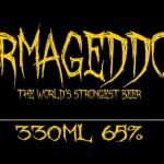 Armageddon 65%: a cerveja mais forte que vodca, uísque e cachaça