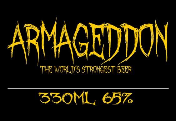65% de teor alcoólico