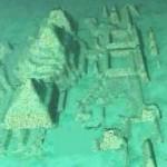 Pirâmides no Triângulo das Bermudas são relacionadas a Atlântida