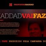Baixaria na eleição em SP: campanha de Serra criou site fake de Haddad