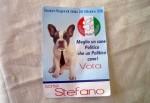 Stefano - cão de Favara, na Itália