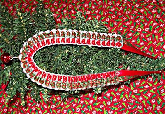 Decoração de Natal ecológica