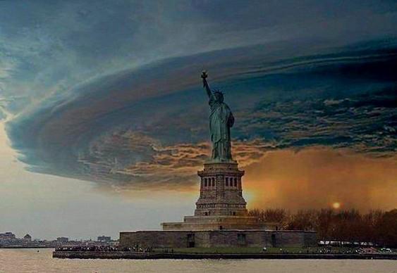 Furacão Sandy - Nova Iorque