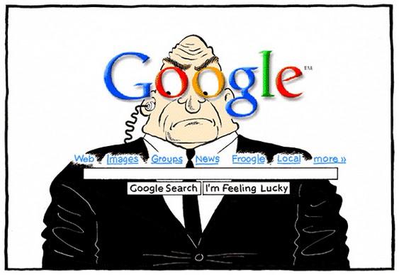 Google Espionagem