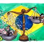 A compra das eleições pelo poder econômico dos grupos privados