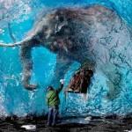 Garoto encontra mamute com mais de 30 mil anos na Rússia