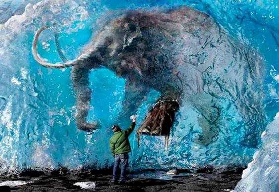 Mamute na Era do Gelo