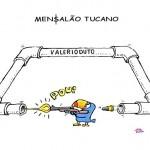Direita histérica vai rir com o julgamento do Mensalão Tucano?