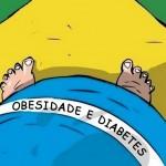 Obesidade parou de crescer no Brasil mas ainda preocupa bastante