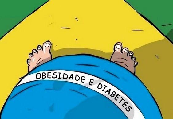 Gordo e Diabético