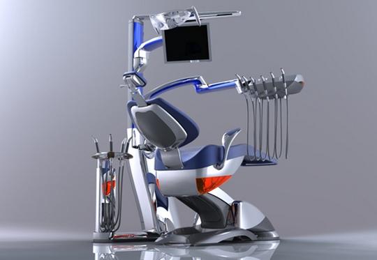 As Novas Cadeiras De Dentistas Com Design Futurista Ultra