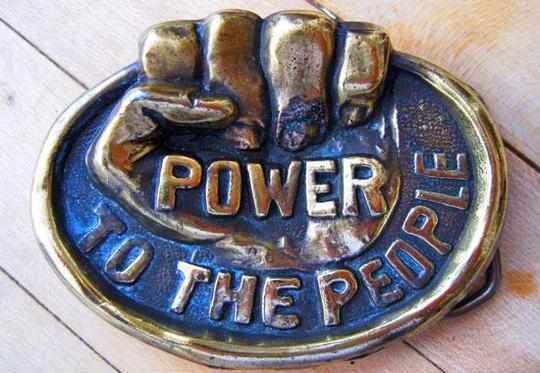 Poder para o povo