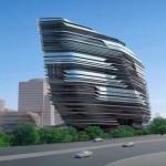 Torre da Inovação de Hong Kong, centro do design arquitetônico na Ásia