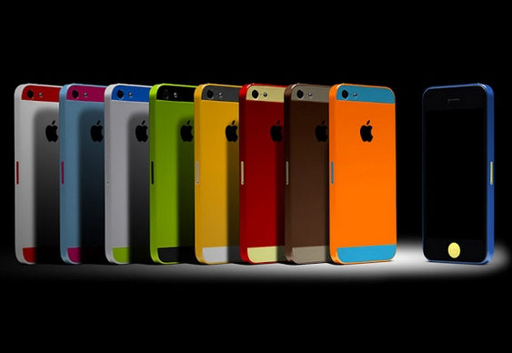 iPhone 5 personalizado