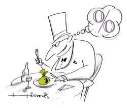 Charge - Taxa de juros