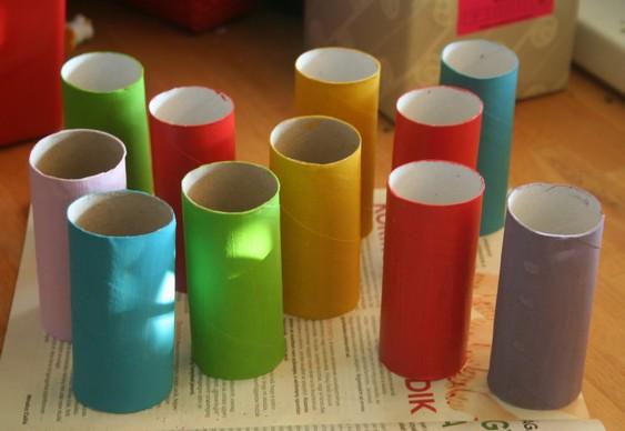 Rolos papel pintado