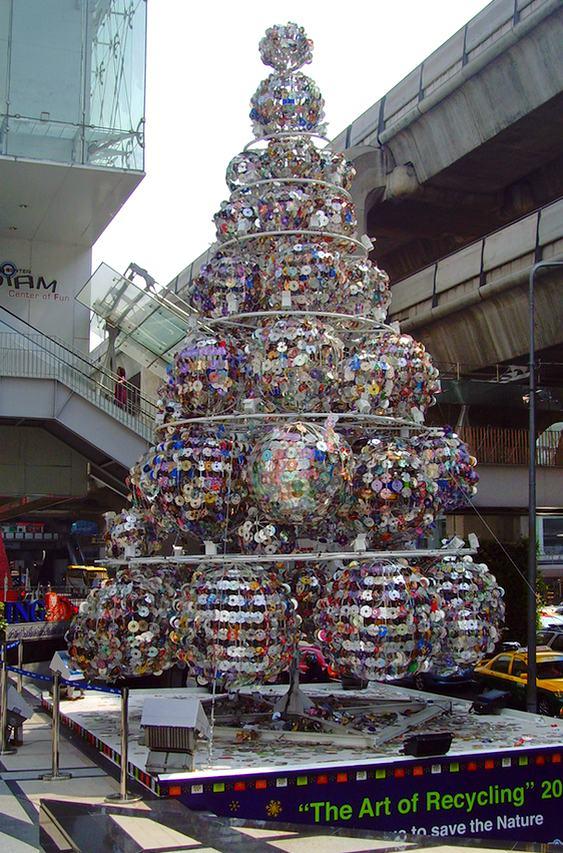 Árvore de Natal Ecológica