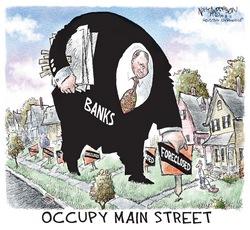 Juros cobrados pelos bancos