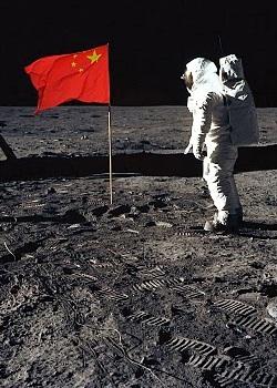 China conquista espacial